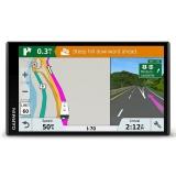 Navigační systém GPS Garmin CAMPER 770T-D černá/šedá