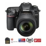 Nikon D7500 + 18-105 AF-S VR černý