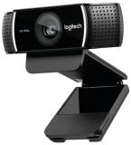 Logitech C922 Pro Stream černá