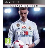 EA PlayStation 3 FIFA 18 (Legacy Edition)