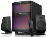 Fenda F&D F580X 2.1, bluetooth, rádio, USB, dálkové ovládání černé