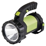 EMOS LED P4526, 5W CREE + COB LED černá/zelená