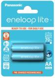 Panasonic Eneloop Lite AA, HR06, 950mAh, Ni-MH, blistr 2ks