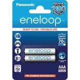 Panasonic Eneloop AAA, HR03, 750mAh, Ni-MH, blistr 2ks