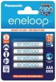 Panasonic Eneloop AAA, HR03, 750mAh, Ni-MH, blistr 4ks