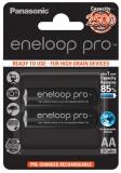 Panasonic Eneloop Pro AA, HR06, 2500mAh, Ni-MH, blistr 2ks
