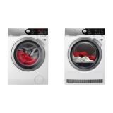 Set (Automatická pračka AEG ProSteam® L7FEE48SC) + (Sušička prádla AEG AbsoluteCare® T8DEE48SC)