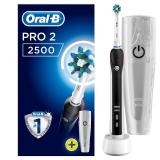Oral-B PRO2500 CA - Black černý/bílý
