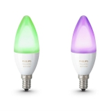 Philips Hue 6,5W, E14, White and Color Ambiance (2ks)