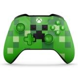 Microsoft Xbox One S Wireless - Minecraft Creeper