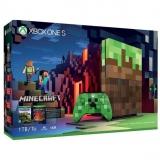 Microsoft Xbox One S 1 TB Limitovaná edice Minecraft