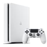 Sony PlayStation 4 SLIM 500GB bílá + dárek