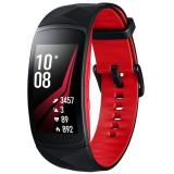 Samsung Gear Fit2 Pro vel. L černý/červený