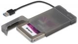 "i-tec MySafe pro 2,5"" SATA I/II/III SSD, USB3.0 černé"