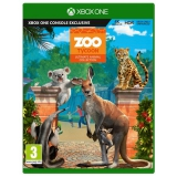 Microsoft Xbox One Zoo Tycoon: Ultimate Animal Collection