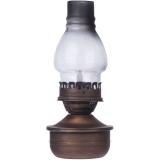 EMOS lucerna vintage, 3xAA, teplá bílá, časovač