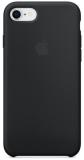Apple Silicone Case pro iPhone 8/7 černý