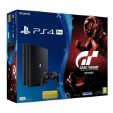 Sony PlayStation 4 PRO 1TB + Gran Turismo Sport + That's You + PS Plus 14 dní černá