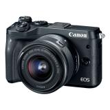 Canon EOS M6 + 15-45mm IS STM černý