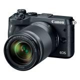 Canon EOS M6 + 18-150mm IS STM černý