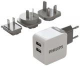 Philips 2x USB, 3,1A