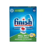 Finish Allin1 Lemon 52 ks
