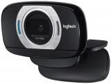 Logitech C615 HD černá