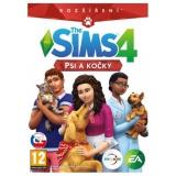 EA PC The Sims 4 - Psi a Kočky