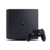 Sony PlayStation 4 SLIM 500 GB + That's You (PSN voucher)  černá