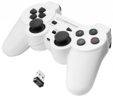 Esperanza EGG108W Gladiator pro PC/PS3 bílý