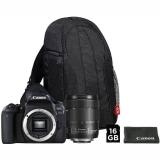 Canon EOS 77D + 18-135 IS USM + VUK černý