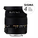 Sigma 17-50/2.8 EX DC OS HSM Nikon černý
