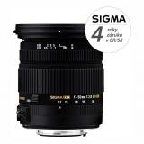 Sigma 17-50/2.8 EX DC OS HSM Canon černý