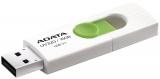 ADATA UV320 16GB bílý/zelený