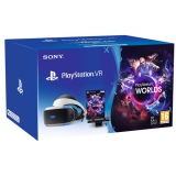 Sony PlayStation VR + Kamera + VR WORLDS (PSN voucher)