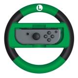 HORI Joy-Con Wheel Deluxe (Luigi) pro Nintendo Switch zelená