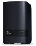 Western Digital My Cloud EX2 Ultra 6TB černé