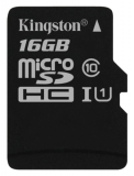Kingston Canvas Select MicroSDHC 16GB UHS-I U1 (80R/10W)