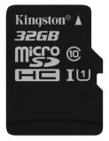 Kingston Canvas Select MicroSDHC 32GB UHS-I U1 (80R/10W)