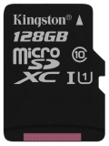 Kingston Canvas Select MicroSDXC 128GB UHS-I U1 (80R/10W)