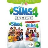 EA PC THE SIMS 4 + CATS & DOGS  CZ/SK Bundle