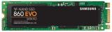 Samsung EVO 860 500GB M.2 černý