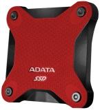 ADATA SD600 512GB červený