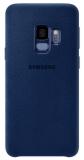 Samsung Alcantara pro Galaxy S9 (EF-XG960A) modrý