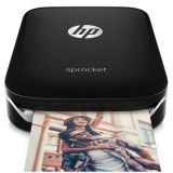 HP Sprocket Photo Printer černá