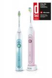 Philips Sonicare HealthyWhite HX6762/35 zelený/růžový
