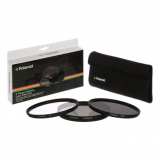 Polaroid 62mm (UV MC, CPL, ND9) set 3ks