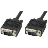 AQ VGA (15pin) s konektory VGA M / VGA M, 2 m