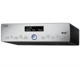 AEG KRC 4368 DAB+ černý/stříbrný