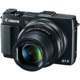 Canon PowerShot G1 X Mark II černý